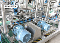 Full Automatic Carbonated Filling Machine For High Speed Continuous Production Line