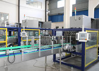 Heat Shrink Packaging Equipment With Heat Shrink Tunnel , Long Life Time