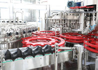 Automatic Beverage Processing Equipment Filling Washing Capping Bottling Packaging